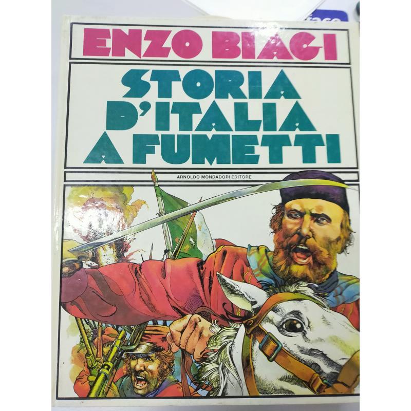 LA STORIA D'ITALIA A FUMETTI | Mercatino dell'Usato Atripalda 1