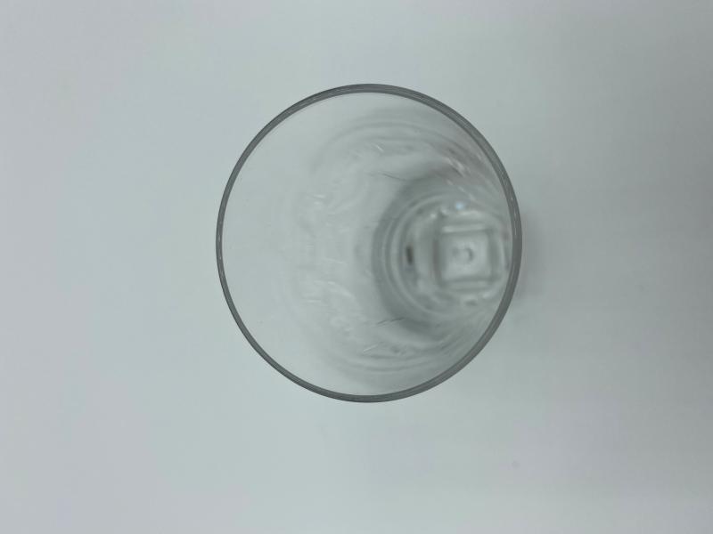 BICCHIERI PZ.  10 BASE QUADRATA BOLLA   Mercatino dell'Usato Atripalda 2
