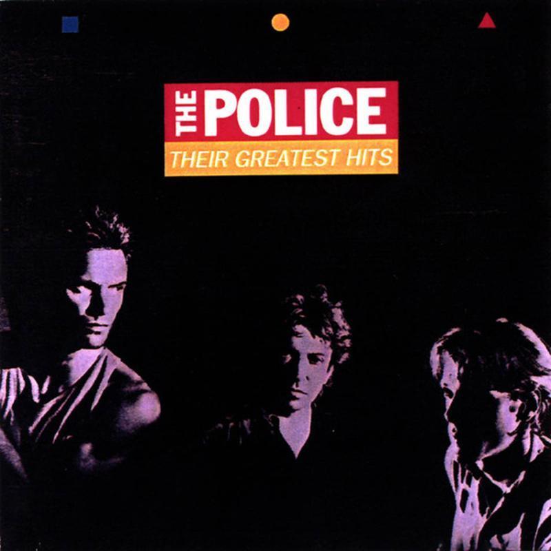 THE POLICE - THEIR GREATEST HITS | Mercatino dell'Usato Atripalda 1