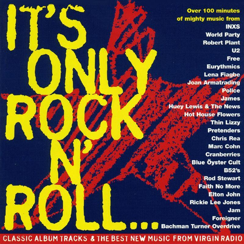 VARIOUS - IT'S ONLY ROCK 'N' ROLL... BUT WE LIKE I | Mercatino dell'Usato Atripalda 1