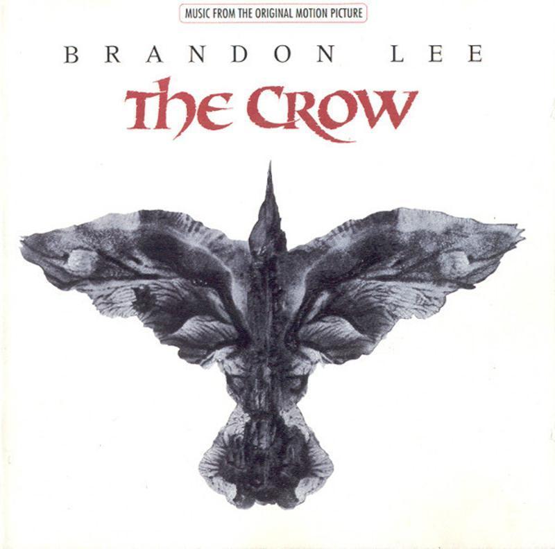 VARIOUS - THE CROW (MUSIC FROM THE ORIGINAL MOTION | Mercatino dell'Usato Atripalda 1