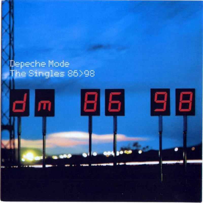 DEPECHE MODE - THE SINGLES 86>98 | Mercatino dell'Usato Atripalda 1