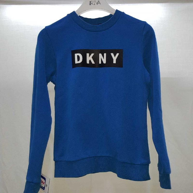FELPA BAMBINO BLUET DKNY  | Mercatino dell'Usato Atripalda 1