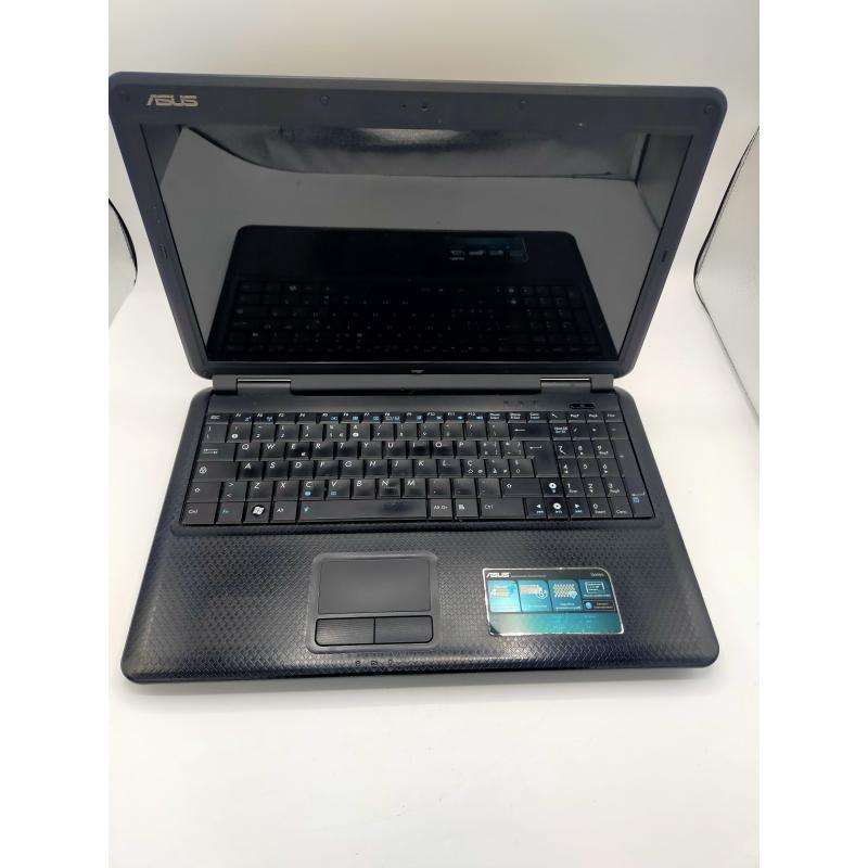 PC PORTATILE ASUS K50C CELERON 1.5 GHZ  RAM2GB HD300GB  NO WEB CAM   Mercatino dell'Usato Atripalda 1