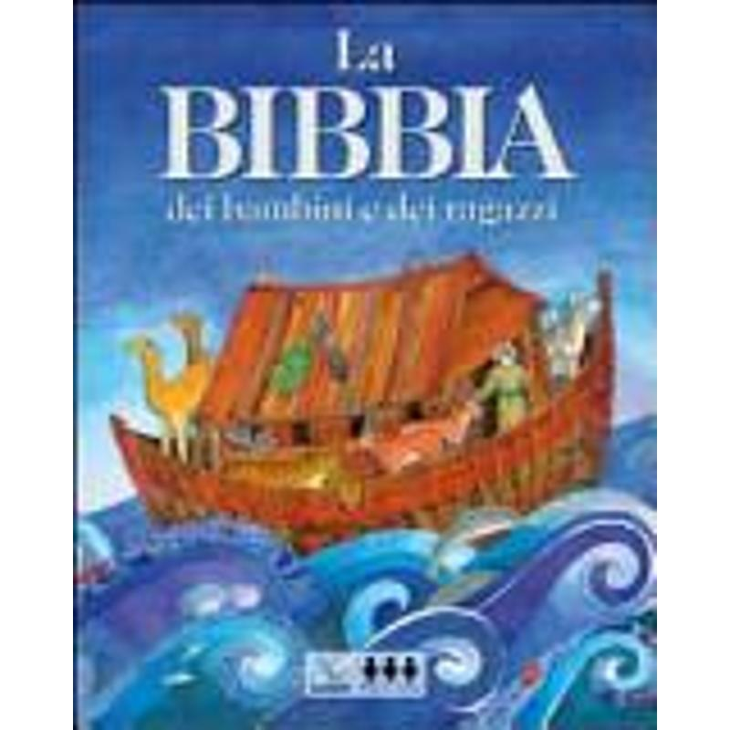 LA BIBBIA DEI BAMBINI E DEI RAGAZZI   Mercatino dell'Usato Atripalda 1