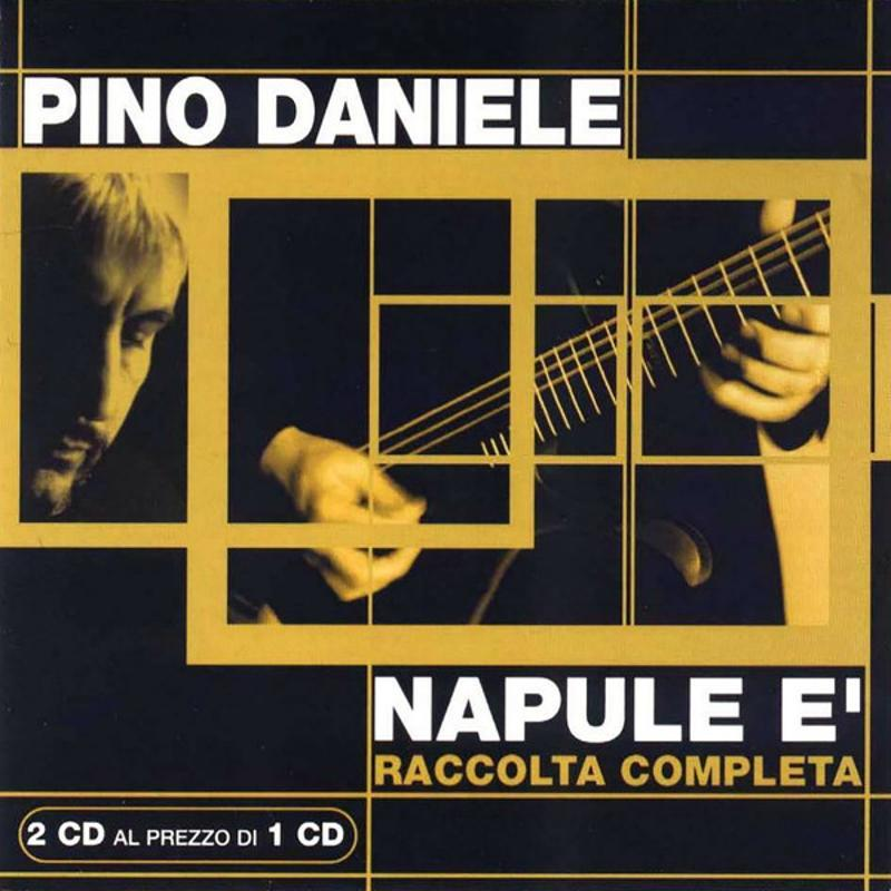 PINO DANIELE - NAPULE E' - RACCOLTA COMPLETA | Mercatino dell'Usato Atripalda 1
