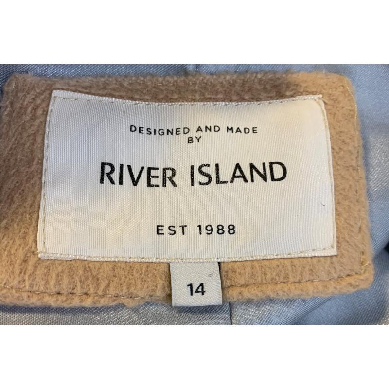 CAPPOTTO DONNA RIVER ISLAND | Mercatino dell'Usato Bisceglie 2