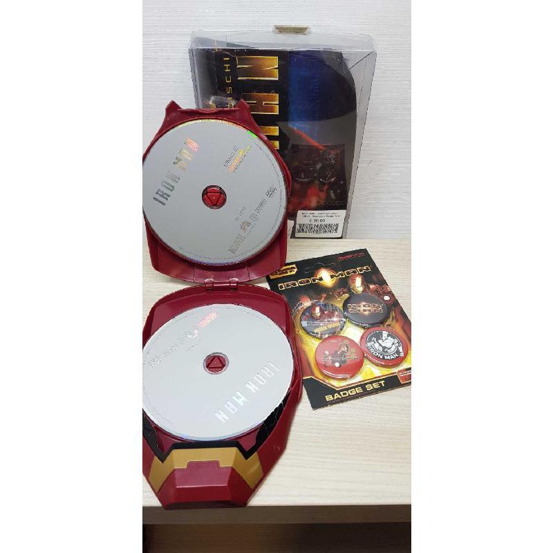 DVD AIRON MAN LIMITED EDITION | Mercatino dell'Usato Bisceglie 2