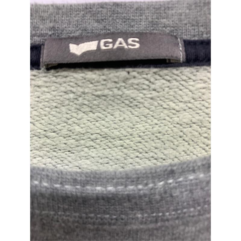 FELPA UOMO GAS GRIGIO | Mercatino dell'Usato Bisceglie 2