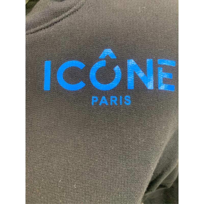 FELPA DONNA UF  ICONE PARIS | Mercatino dell'Usato Bisceglie 2