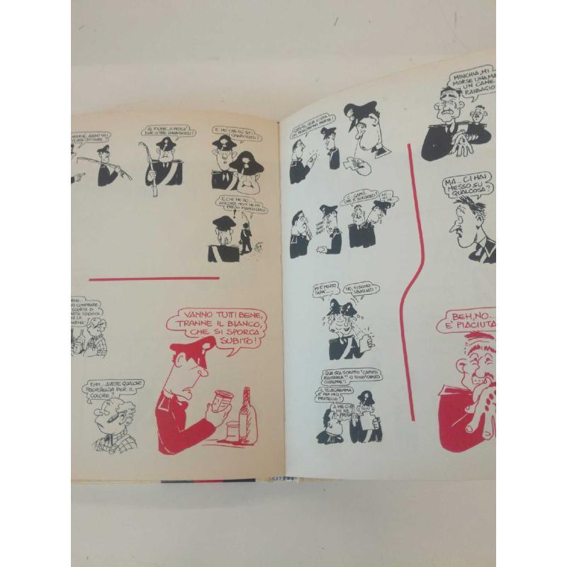 IL GRANDE LIBRO DEI CARABINIERI TIGER PRESS 1981 GRAFICA SIPIEL-MILANO COPYRAIGHT 1981 FUMETTO | Mercatino dell'Usato Molfetta 3