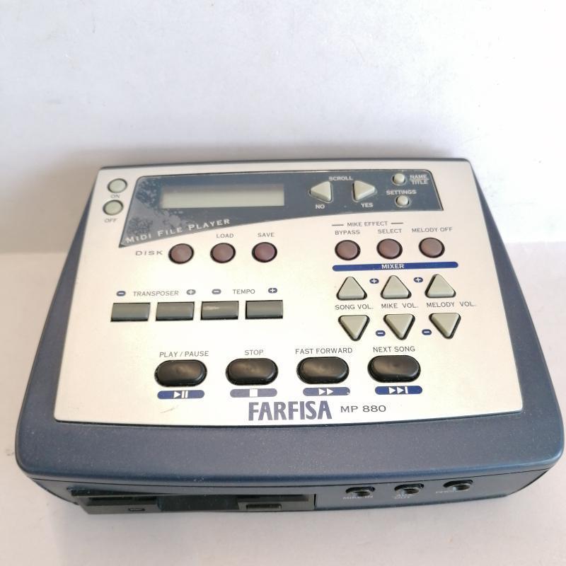 LETTORE MIDI FARFISA MP 880 SNZ ALIMENT | Mercatino dell'Usato Molfetta 1