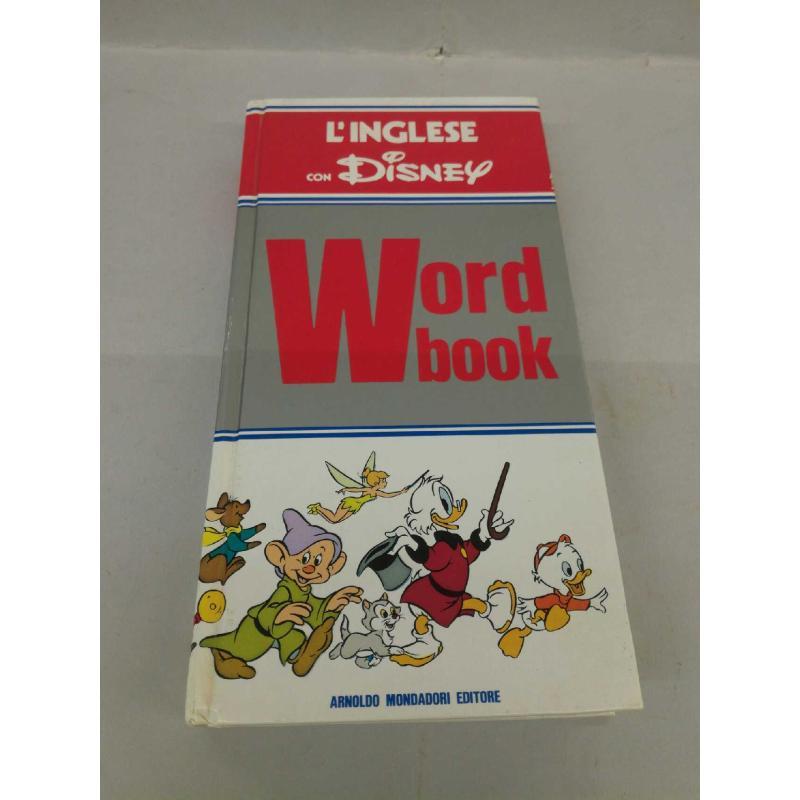 L'INGLESE CON DISNEY WORD BOOK   Mercatino dell'Usato Molfetta 1