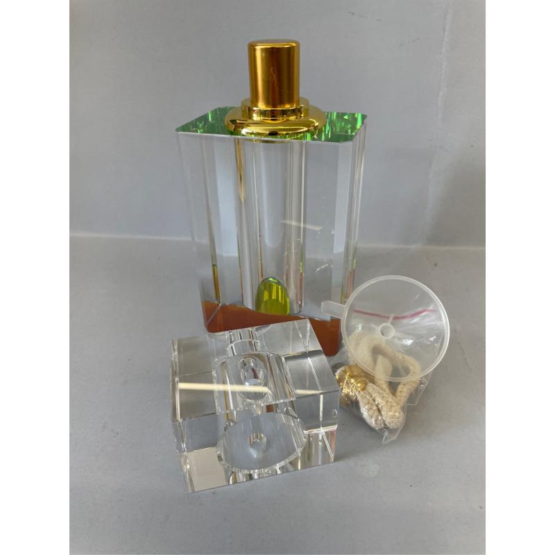 LAMPADA CATALITICA FLOWERS DESIGN CRISTALLO    Mercatino dell'Usato Molfetta 3