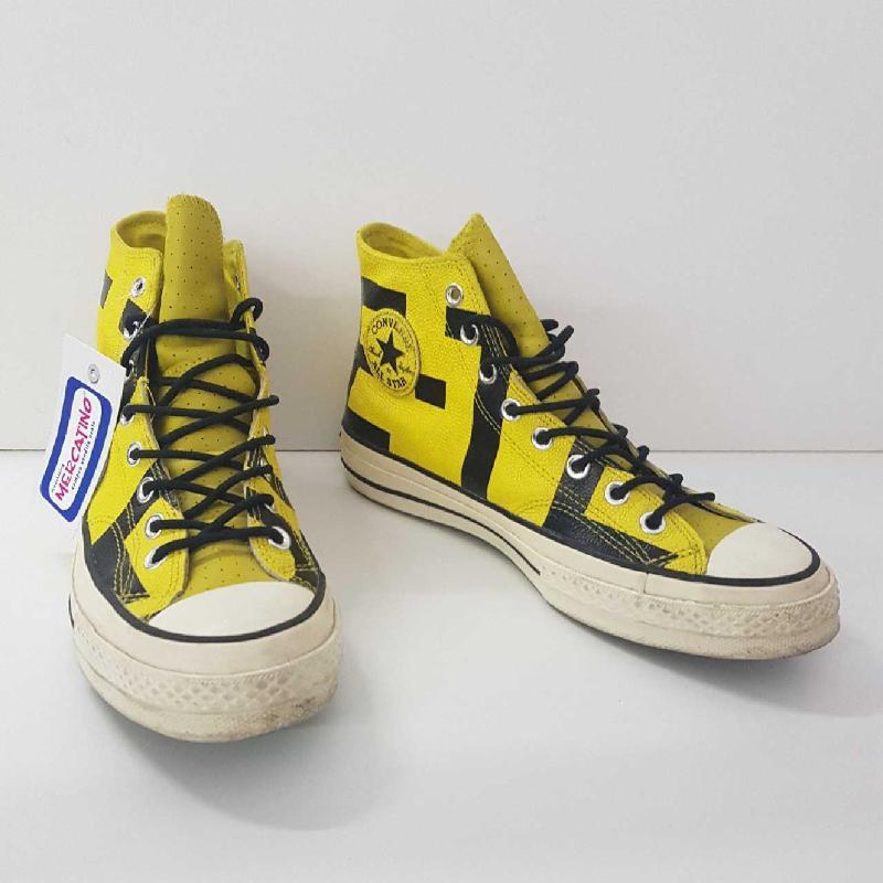 scarpe gialle uomo converse