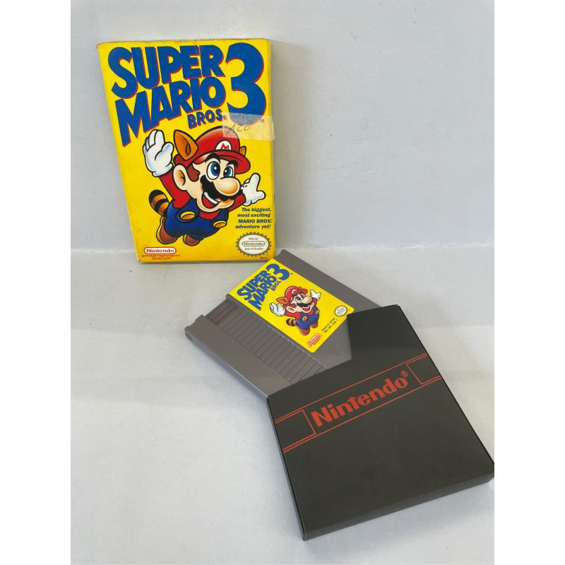 NINTENDO SUPER MARIO 3 1990 | Mercatino dell'Usato Molfetta 1