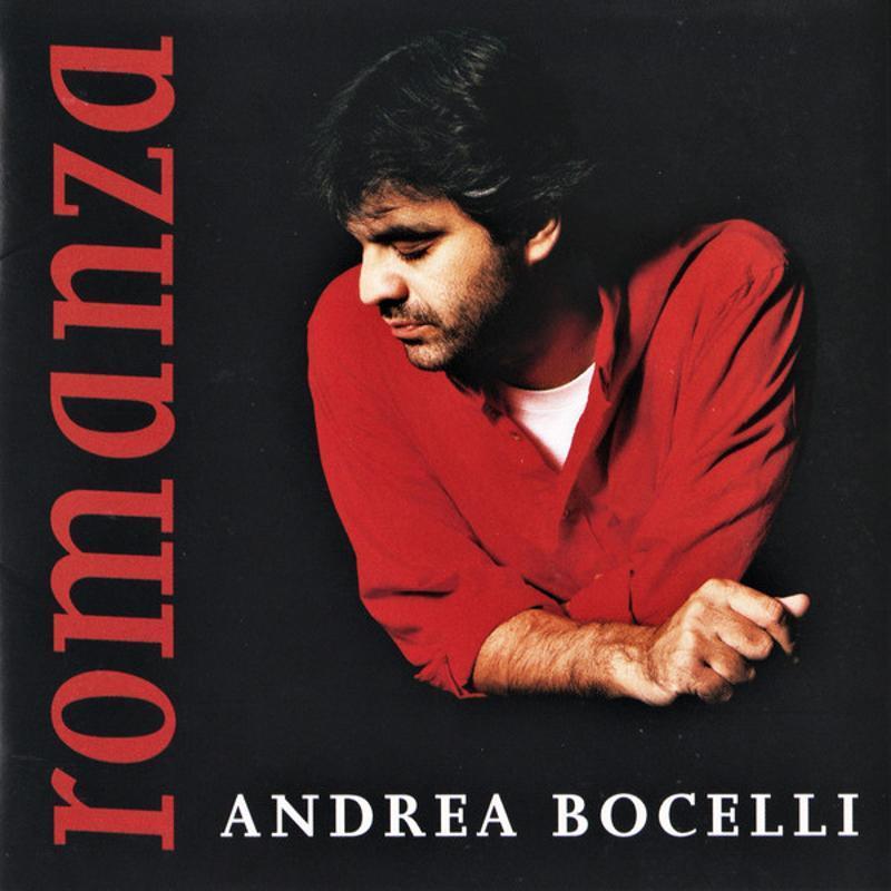 ANDREA BOCELLI - ROMANZA   Mercatino dell'Usato Molfetta 1