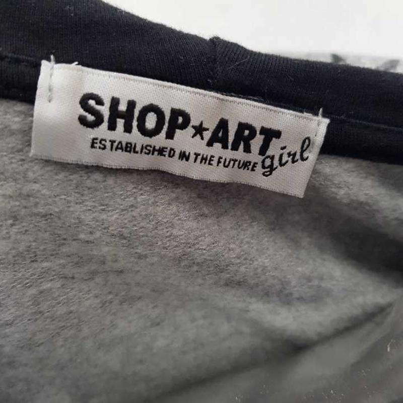 FELPA DONNA SHOP ART ARGENTO STELLE NERE | Mercatino dell'Usato Molfetta 4