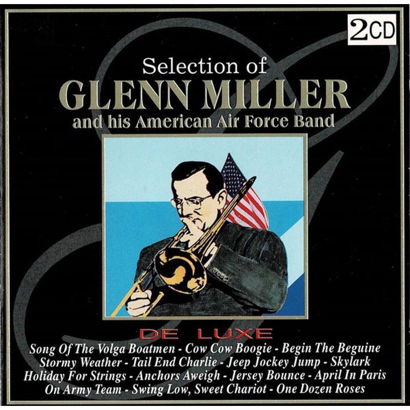 GLENN MILLER AND THE ARMY AIR FORCE BAND - SELECTI | Mercatino dell'Usato Molfetta 1