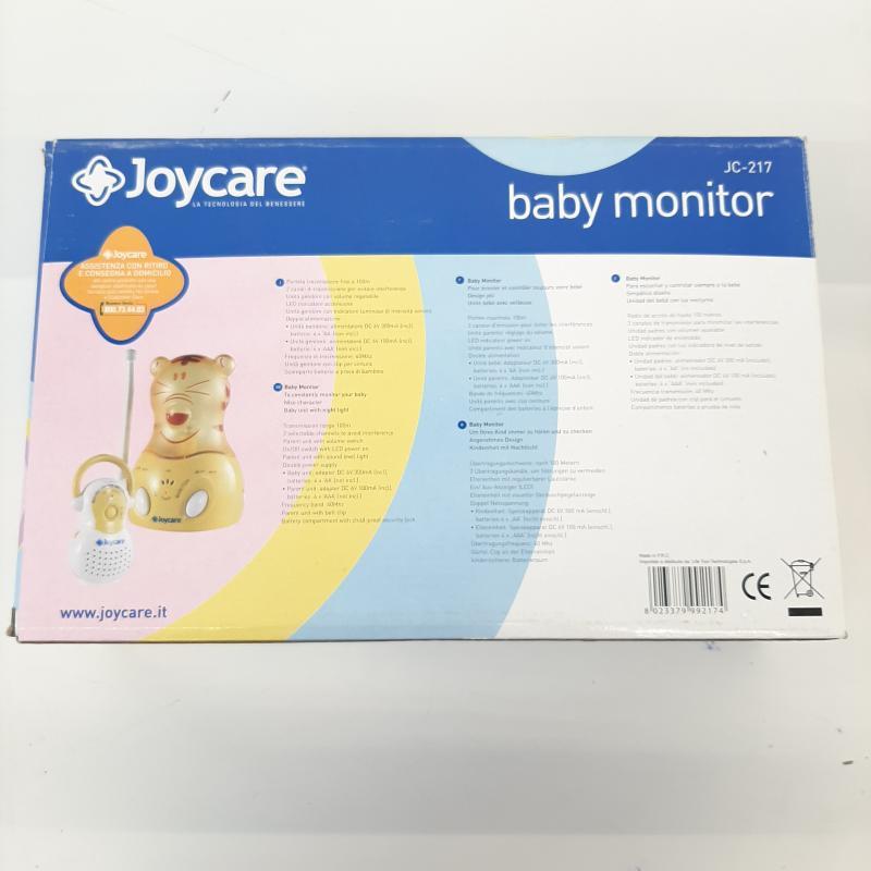INTERFONO JOYCARE BABY MONITOR ORSETTO GIALLO | Mercatino dell'Usato Molfetta 2