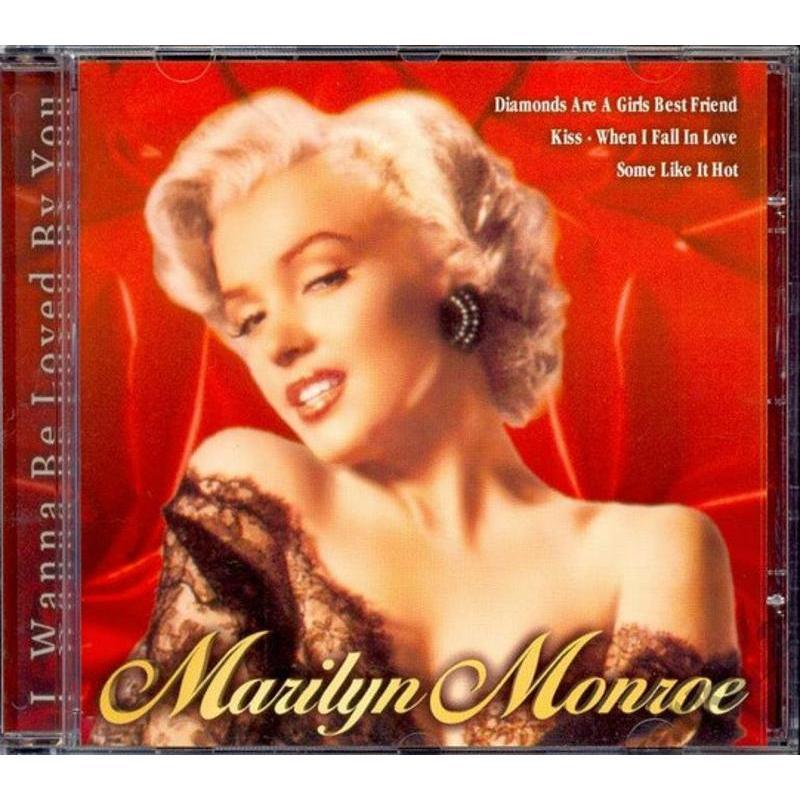 MARILYN MONROE - I WANNA BE LOVED BY YOU | Mercatino dell'Usato Molfetta 1
