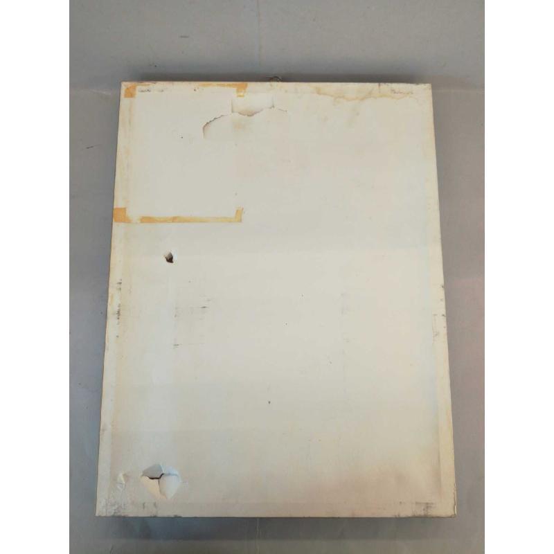 QUADRO 43X34 CORN CELESTE NONNINA  | Mercatino dell'Usato Molfetta 4