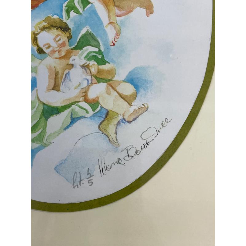 QUADRO LITOGRAFIA ANGELI MARIA BONADUCE | Mercatino dell'Usato Molfetta 2