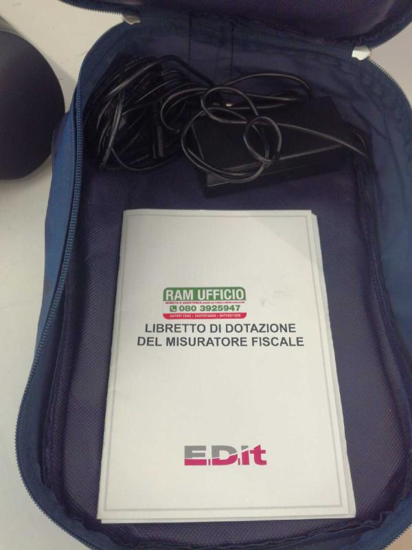 REGISTRATORE DI CASSA SMARTY TOUR DEFISC CON PRED. SCONT ELETTRONICO   Mercatino dell'Usato Molfetta 3
