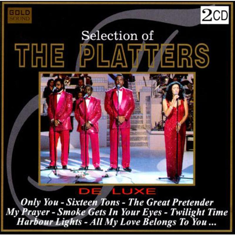 THE PLATTERS - SELECTION OF THE PLATTERS | Mercatino dell'Usato Molfetta 1