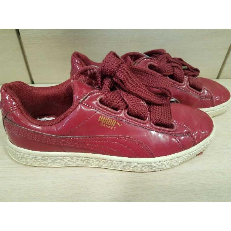 puma scarpe donna bordeaux