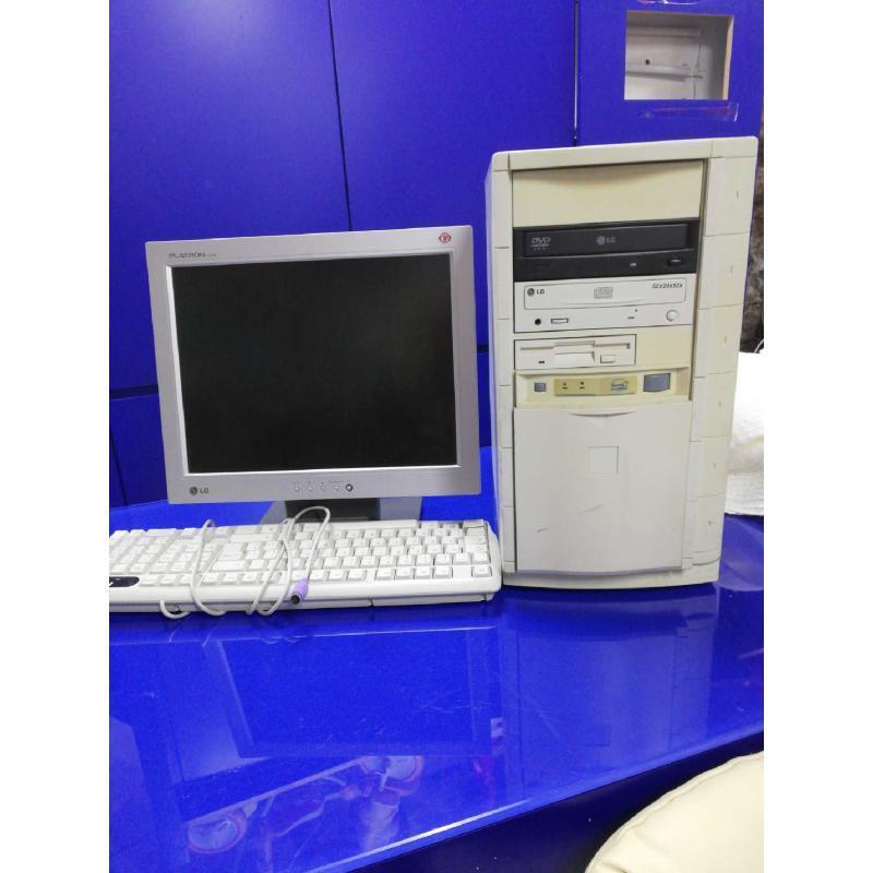 MONITOR PC LG CON TASTIERA MAXXTRO   Mercatino dell'Usato Bitonto 1