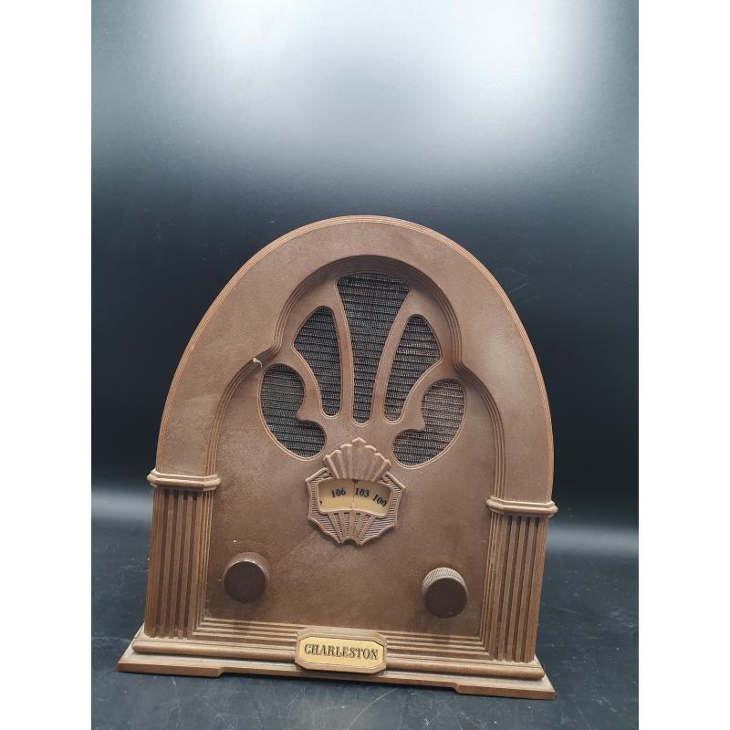 RADIO T CHARLESTON  | Mercatino dell'Usato Benevento 1