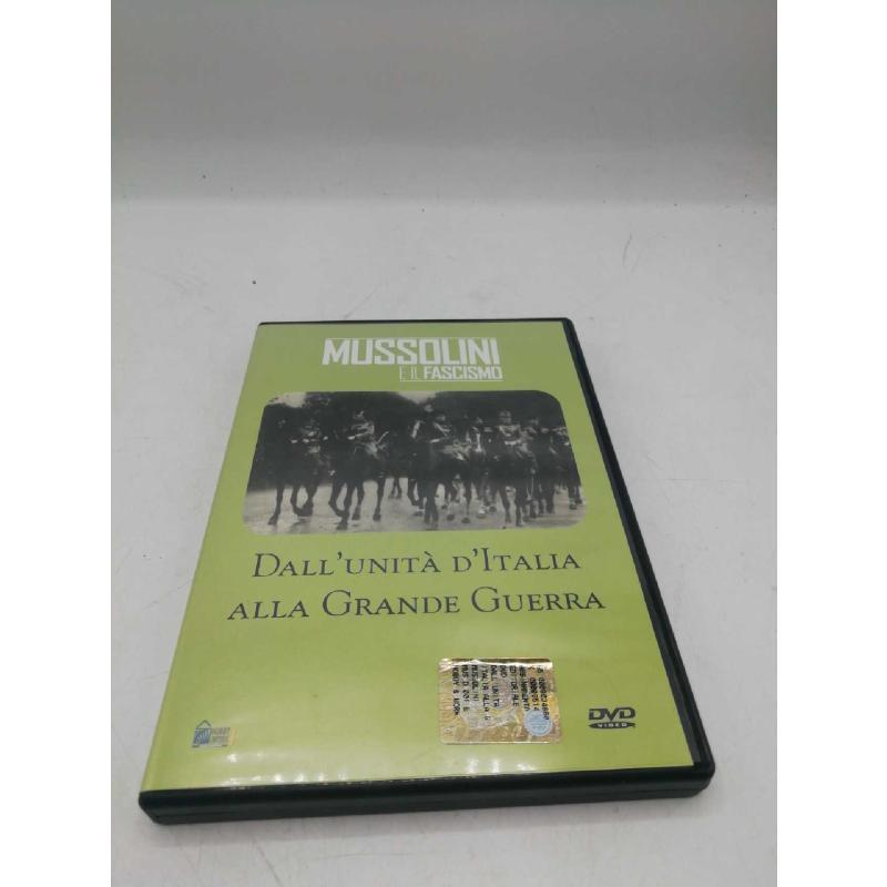 DVD MUSSOLINI  | Mercatino dell'Usato Benevento 1