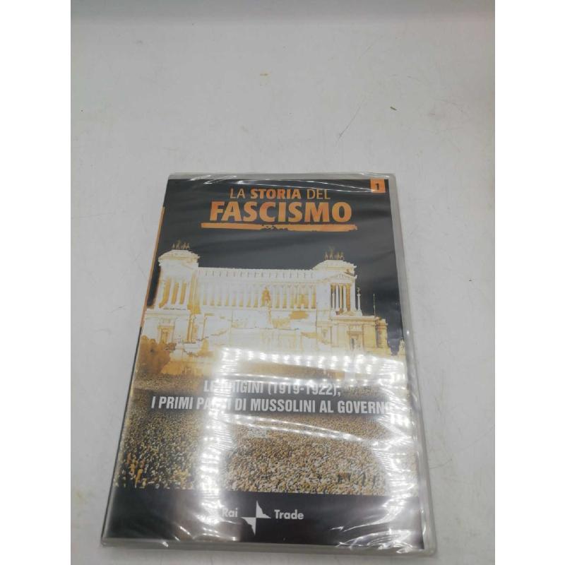 DVD FASCISMO  | Mercatino dell'Usato Benevento 1