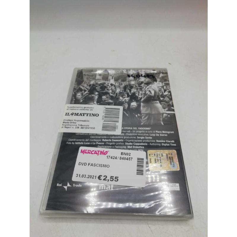 DVD FASCISMO  | Mercatino dell'Usato Benevento 2