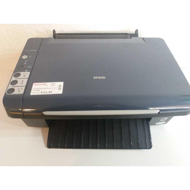 STAMPANTE EPSON STYLUS DX4400 | Mercatino dell'Usato San salvatore telesino 1