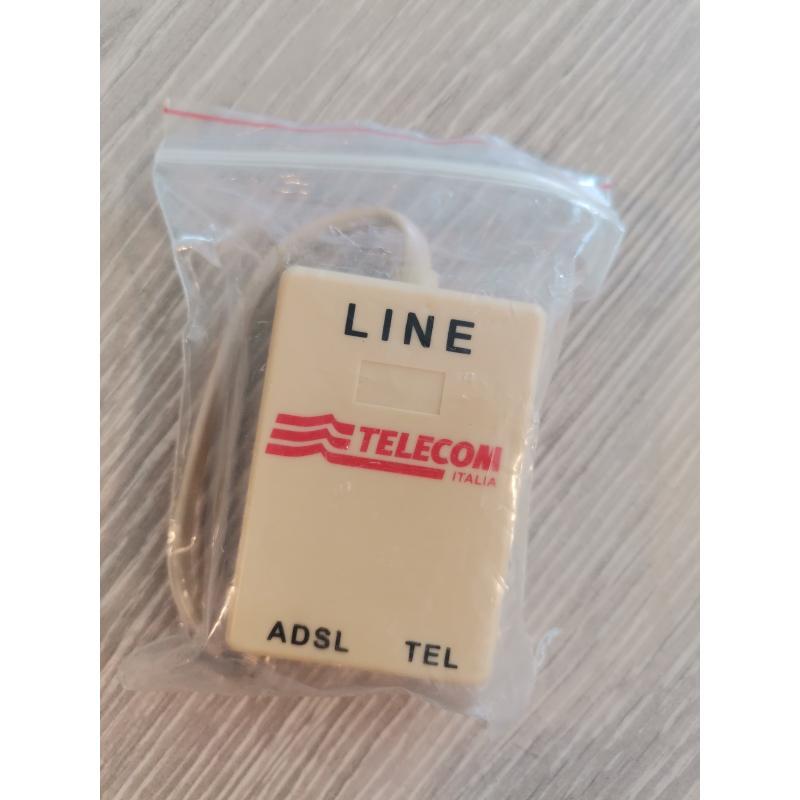 ADATTARORE LINE TELECOM | Mercatino dell'Usato San salvatore telesino 1