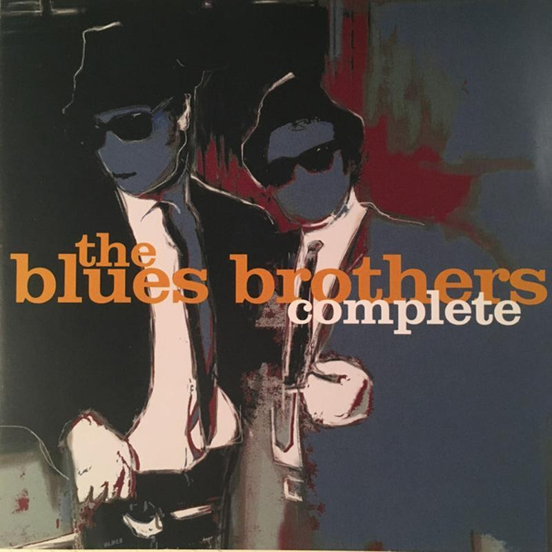 THE BLUES BROTHERS - THE BLUES BROTHERS COMPLETE | Mercatino dell'Usato Bologna 1