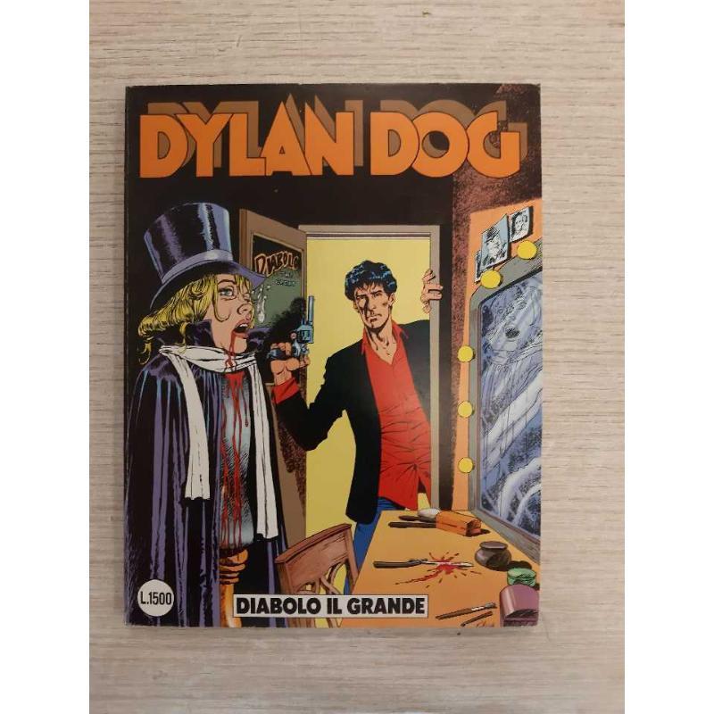 DYLAN DOG N.11 - 1° EDIZIONE | Mercatino dell'Usato Bologna 1
