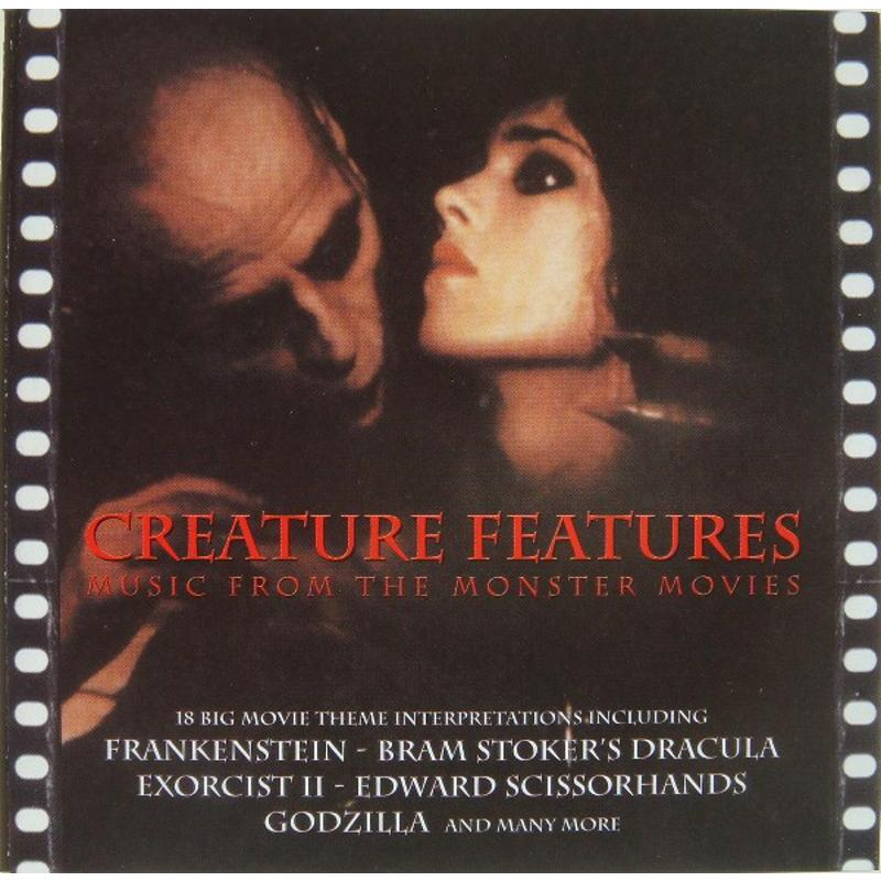 VARIOUS - CREATURE FEATURES MUSIC FROM THE MONSTER | Mercatino dell'Usato Bologna 1