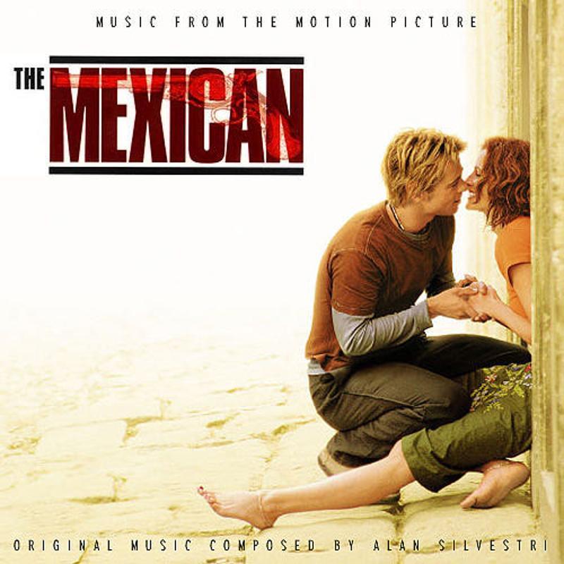 ALAN SILVESTRI - THE MEXICAN (MUSIC FROM THE MOTIO | Mercatino dell'Usato Bologna 1