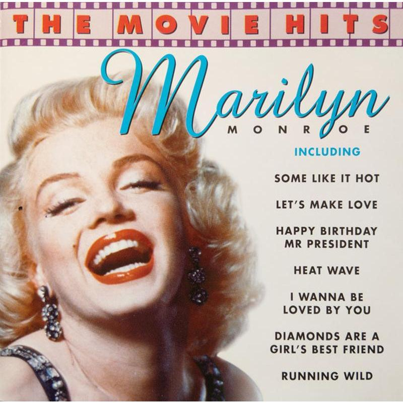 MARILYN MONROE - THE MOVIE HITS | Mercatino dell'Usato Bologna 1