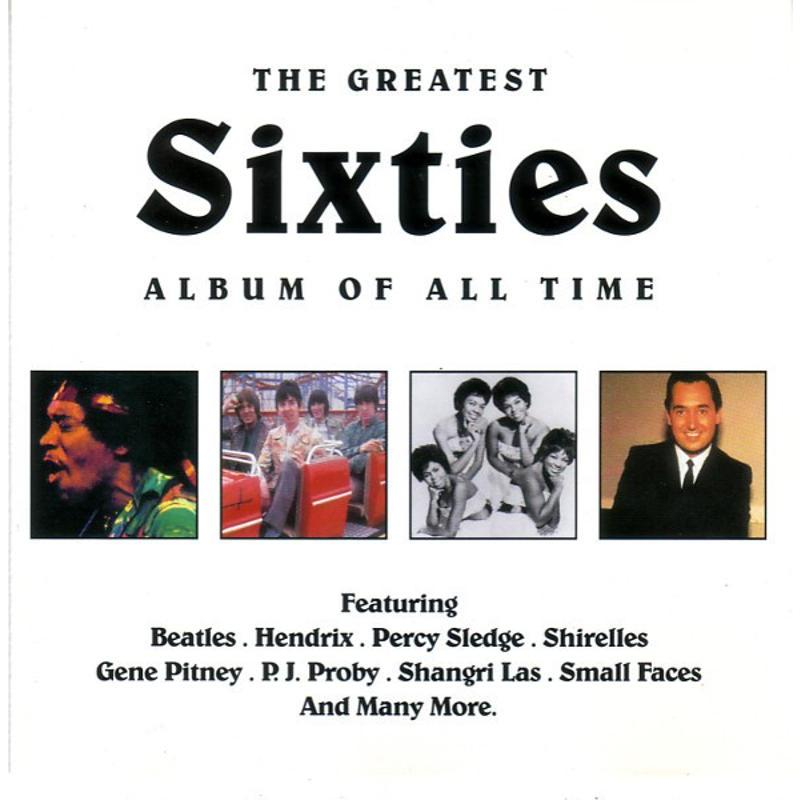 VARIOUS - THE GREATEST SIXTIES ALBUM OF ALL TIME | Mercatino dell'Usato Bologna 1