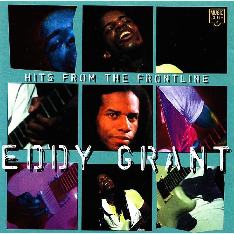 EDDY GRANT - HITS FROM THE FRONTLINE   Mercatino dell'Usato Bologna 1