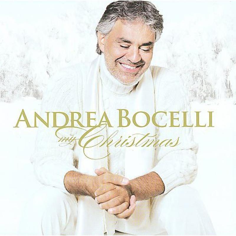 ANDREA BOCELLI - MY CHRISTMAS | Mercatino dell'Usato Bologna 1