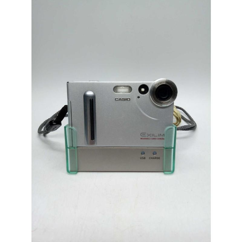 FOTOCAMERA CASIO EXILIM 2.0 MEGAPIXEL + CAVO USB | Mercatino dell'Usato Quartu sant'elena 1