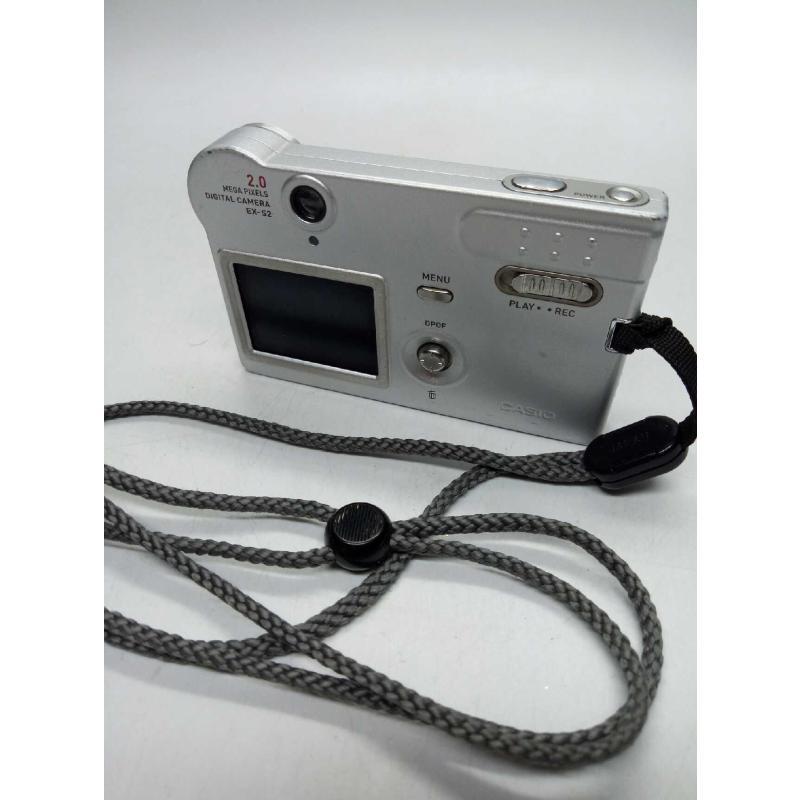 FOTOCAMERA CASIO EXILIM 2.0 MEGAPIXEL + CAVO USB | Mercatino dell'Usato Quartu sant'elena 2
