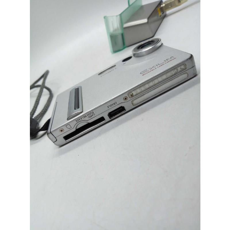 FOTOCAMERA CASIO EXILIM 2.0 MEGAPIXEL + CAVO USB | Mercatino dell'Usato Quartu sant'elena 5