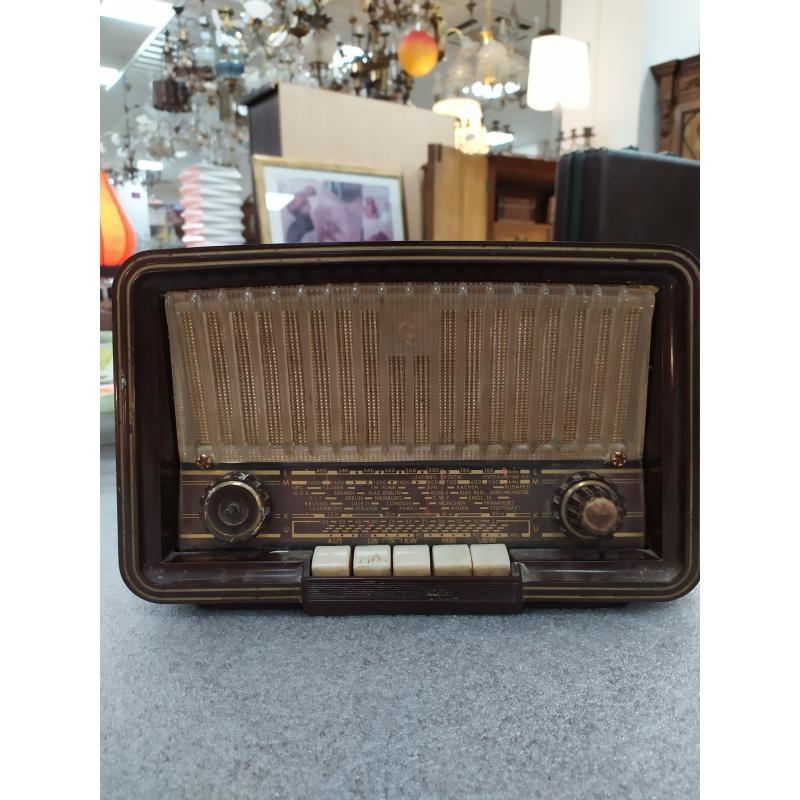 RADIO A VALVOLE PICCOLA PHILIPS    Mercatino dell'Usato Campobasso 1