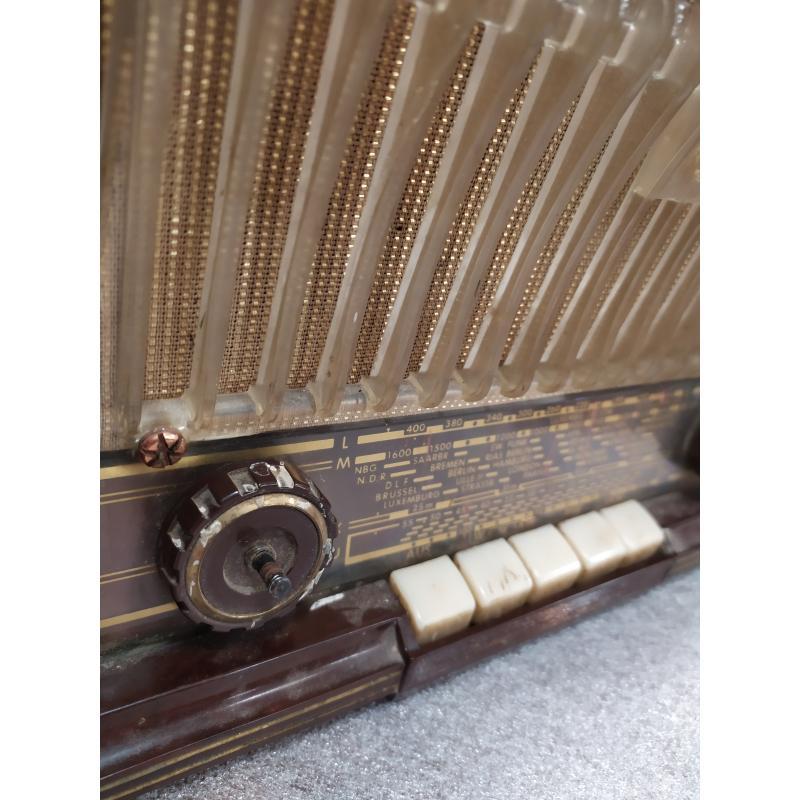 RADIO A VALVOLE PICCOLA PHILIPS    Mercatino dell'Usato Campobasso 2